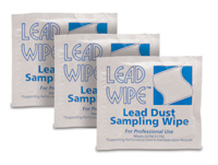 Lead Wipe™  Dust Wipes Individually Wrapped